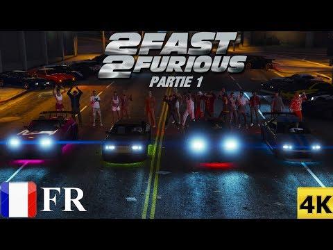 2 FAST 2 FURIOUS PARTIE 1 (FR) 4K