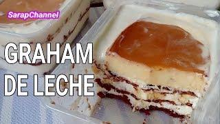Trending Graham De Leche | How to make Graham De Leche | Mabentang Negosyo