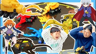 Insect toy play  곤충 장난감 놀이 벅스봇…