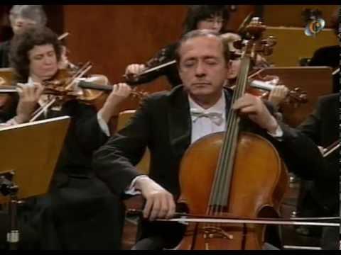 Dvorak - Cello concerto in B min, Miklós Perényi