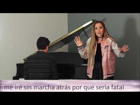 letra musical de Adiós amor Christian Nodal Carolina Ross