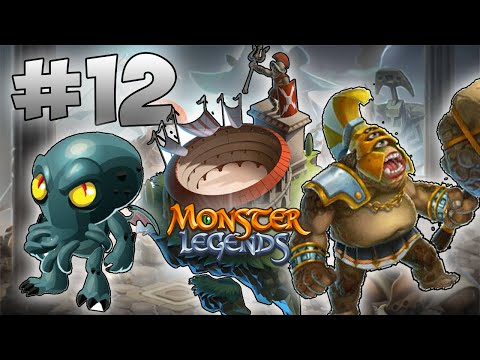 Monster legends - Capitulo 12 - Cthulhu y Brontes