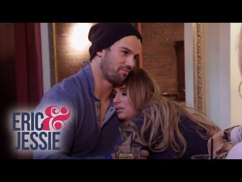 Eric Decker Surprises Jessie in NY   Eric & Jessie: Game On   E!