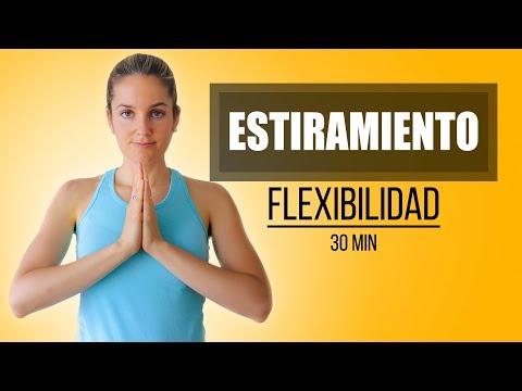 Ejercicios De Flexibilidad - GANAR FLEXIBILIDAD 30 minutos