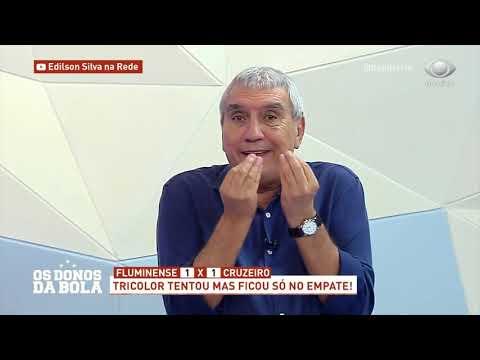 Os Donos Da Bola Rio 16-05-19 - Participação De Cláudio Perrout