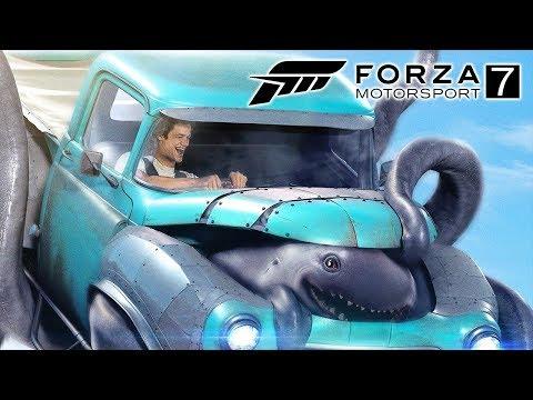 Monster Trucks -  Forza Motorsport 7 PC Gameplay