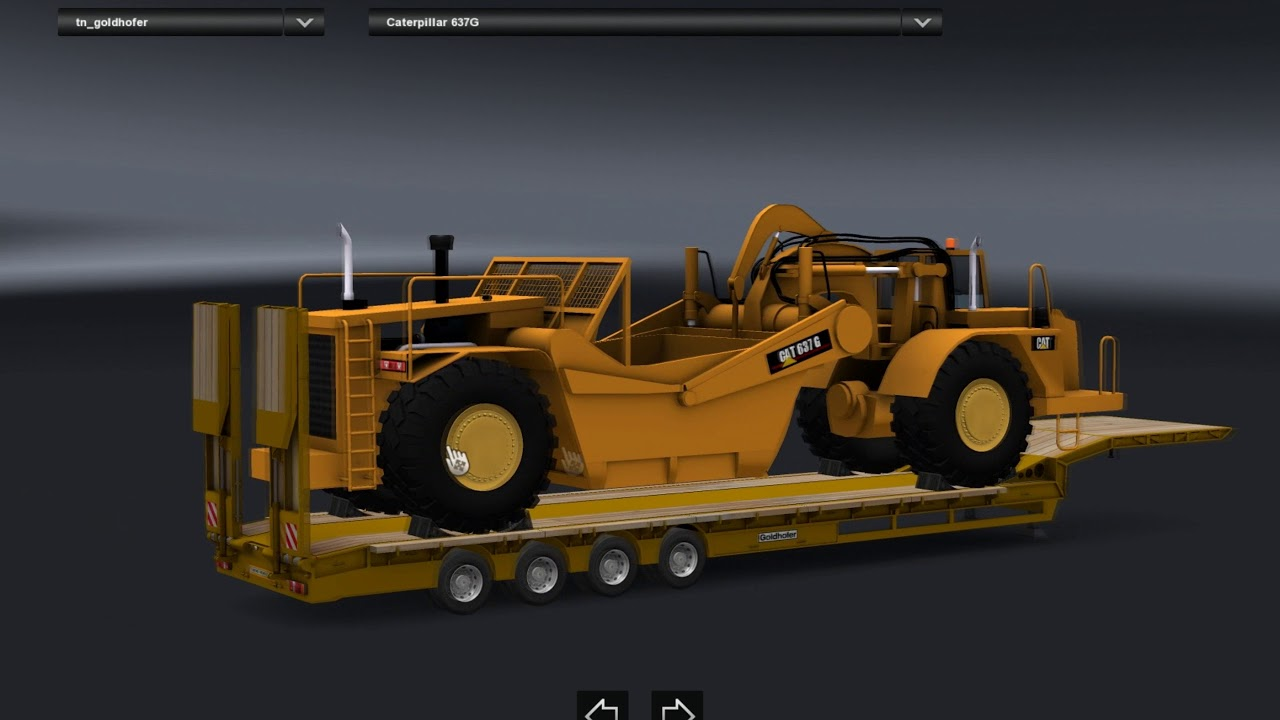 [ETS2]Euro Truck Simulator 2 Trailers and Cargo Pack by Jazzycat v 6 1 by  Alex Tikhonov