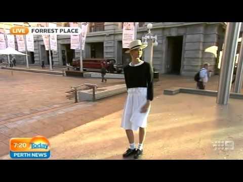 Perth City Fashion Runway Part 1 | Today Perth News