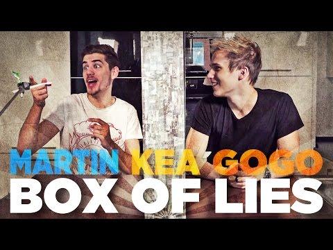 BOX OF LIES │GOGO, KEA & MARTIN