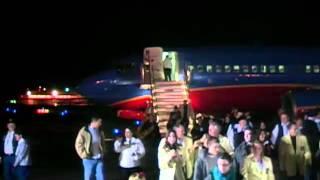 2011 Insight Bowl -- Oklahoma Arrival Press Conference