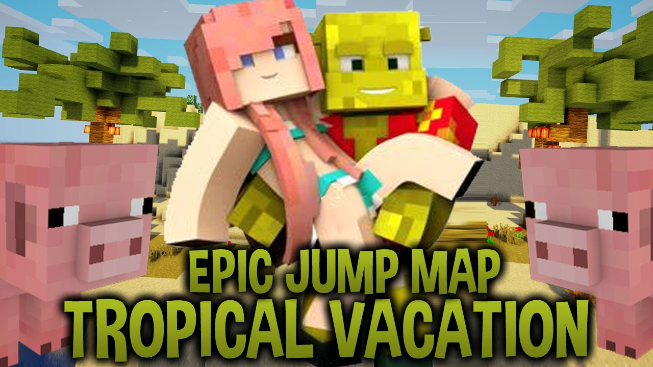 Epic jump map v2. 0 download for minecraft 1. 8/1. 7.