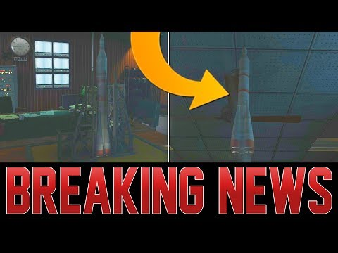 LAUNCH THE ROCKET IN KINO REMASTERED EASTER EGG!  HELP SECURE SECRET INTEL FROM TREYARCH!