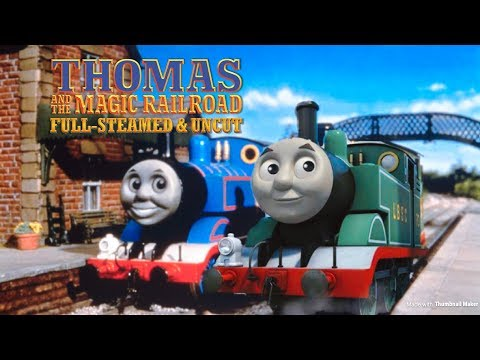 'Thomas and the Magic Railroad' PT Boomer Chase (Feat. 'The Adventure Begins' Chase Music)