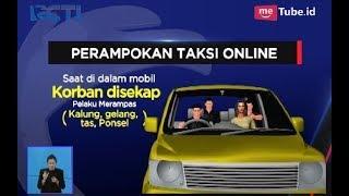 Video Mengerikan! Kronologi Perampokan & Tindak Pelecehan Seksual di Taksi Online - SIS 26/04 download MP3, 3GP, MP4, WEBM, AVI, FLV Oktober 2018
