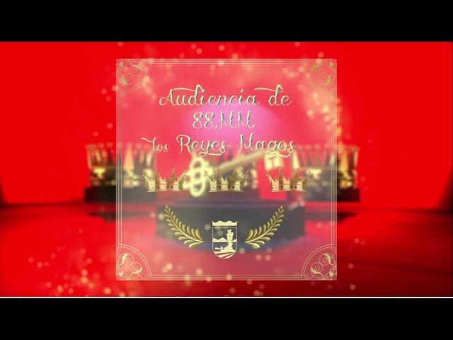 Audiencia de SS.MM. los Reyes Magos celebrada el 4 de enero de 2021. Resumen de las 3 horas.