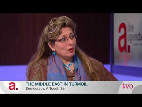 Tracking Turmoil in the Middle East