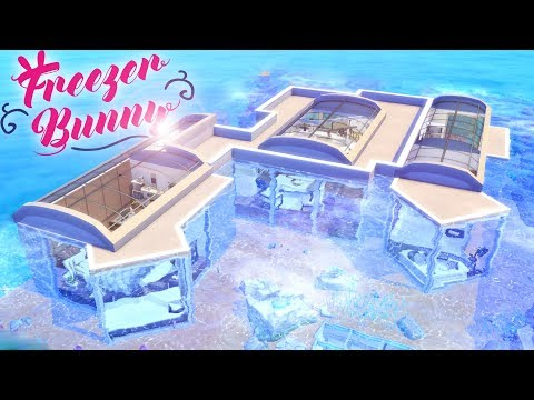 Underwater House 🏖️ 🐠 | Coral Reef | The Sims 4 | Speed Buil