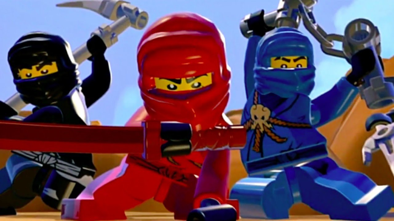 Lego Ninjago Video Game For Xbox 360