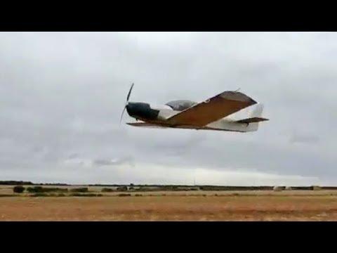 First flight: Custom Zenith CH650 RG (retractable gear)
