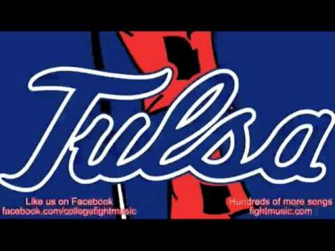 Tulsa University Golden Hurricane Fight Song
