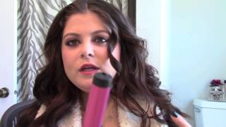 Kiss Pro Instawave Curling Iron Review Thumbnail
