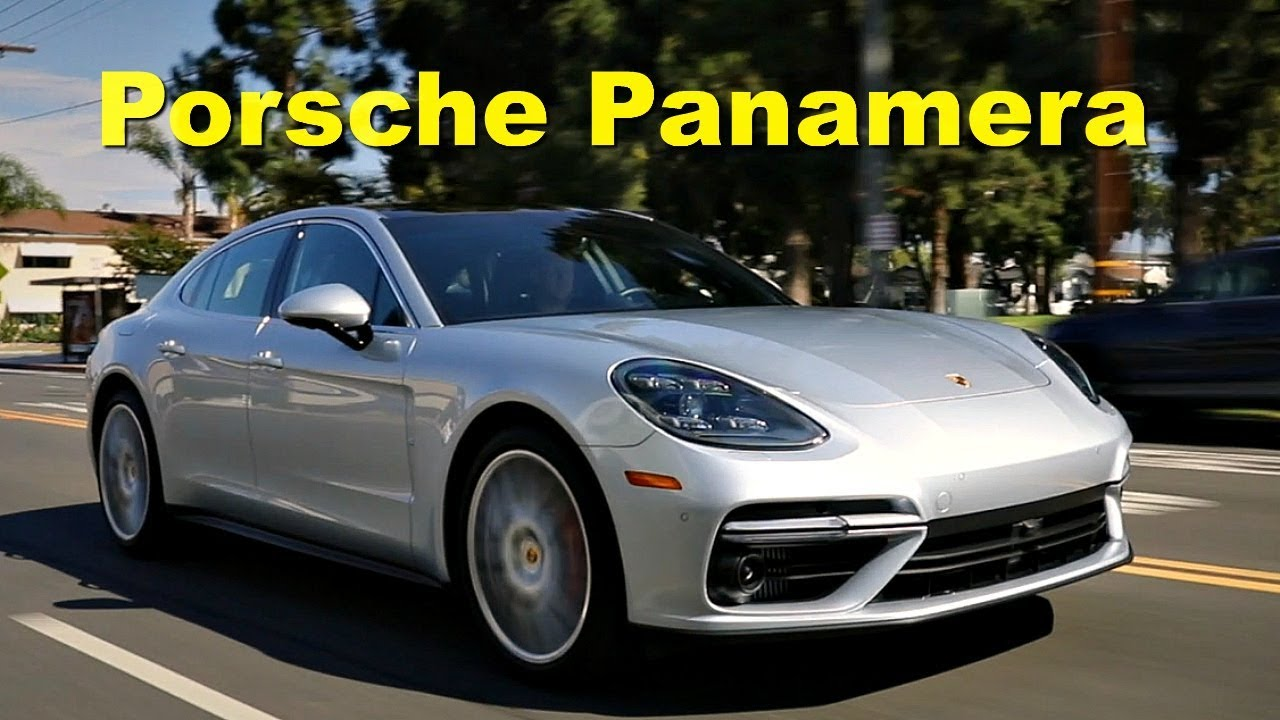 2017 Porsche Panamera Review And Road Test