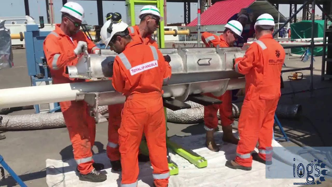 How to Apply GSPU Thermal Insulation on SUBSEA Pipeline