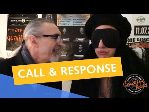 """In George & Linda´s ABC findest Du eine spielerische Anleitung zu """"CALL & RESPONSE"""". Das macht richtig Spaß, schult Deine Aufmerksamkeit, Dein Gehör ..."""