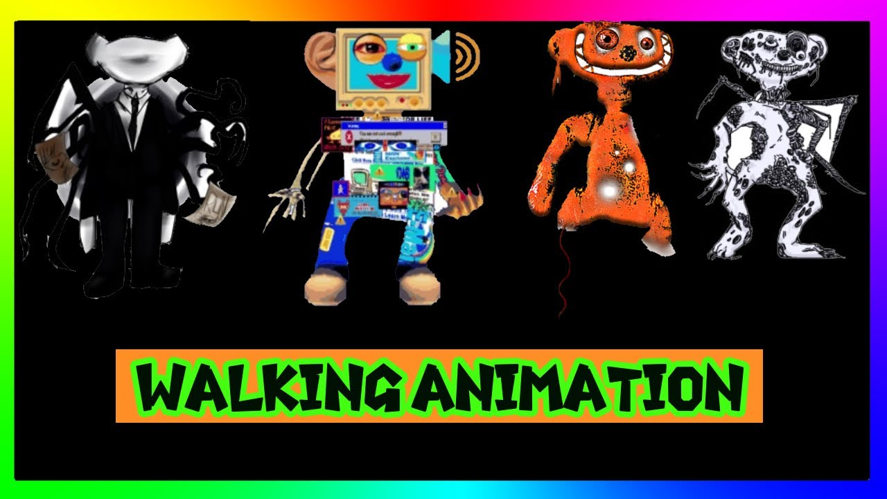 New Four Bear Alpha Skins Roblox Walking Animation Youtube