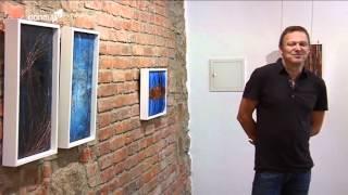 Stromlinien -- Ausstellung von Horst Beyer im Kapuzinerstadl Deggendorf