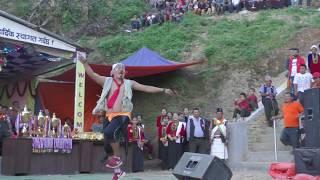 Nir Ale Magar || Comedy dance ||  Kokhe Mahotsab 2074