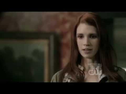 Supernatural 4.10 Anna explains she is a fallen Angel.mov