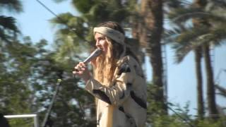 "Zella Day ""1965"" @ Coachella April 16, 2016"