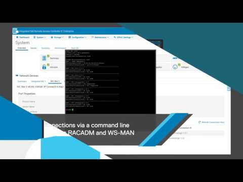 iDRAC9 Connection View - YouTube