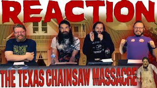 The Texas Chain Saw Massacre (1974) MOVIE REACTION!!
