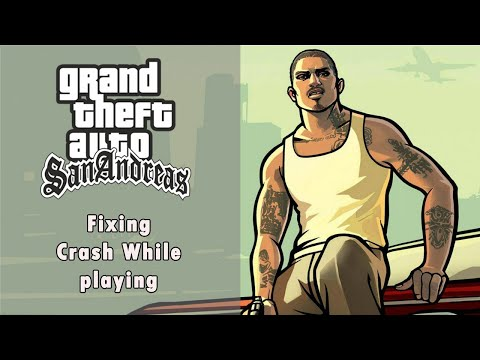 How To Fix Gta San Andreas Stop Working In Mobile Version