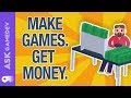 How to Make Money from Game Development