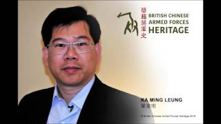 Ka Ming Leung Audio Interview