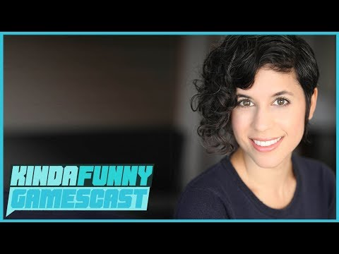 Dreams is Awesome and Ashly Burch Drops By - Kinda Funny Gamescast Ep. 149