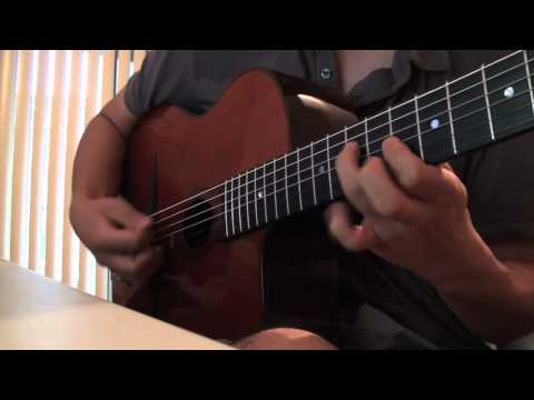 Blues Clair (1943) Django Reinhardt on 1940 Selmer Guitar - Denis Chang