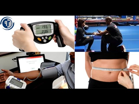 Download 4 Tests Every Personal Trainer should administer