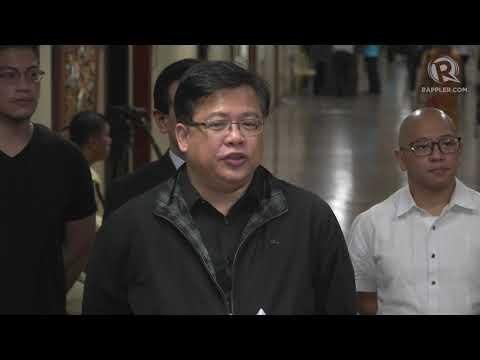 Trillanes to question Davao City fiscal's jurisdiction over libel complaints