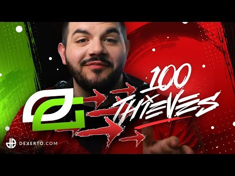 Courage Joins 100 Thieves: How He Became Famous