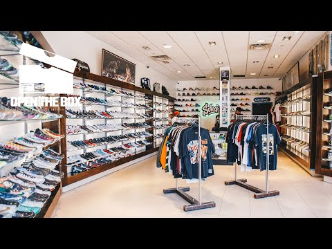 Go Inside one of the Most Overlooked Sneaker Shops in Florida | Open the Box