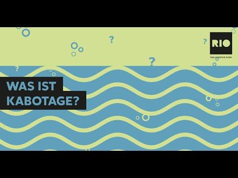 Logisch!tik Für Nichtschwimmer: Was Ist Kabotage?
