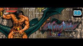 ウォリアーブレード -ラスタンサーガエピソード III- / Warrior Blade -...