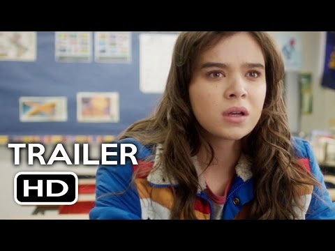 The Edge of Seventeen   1 2016 Hailee Steinfeld, Woody Harrelson Comedy Movie HD