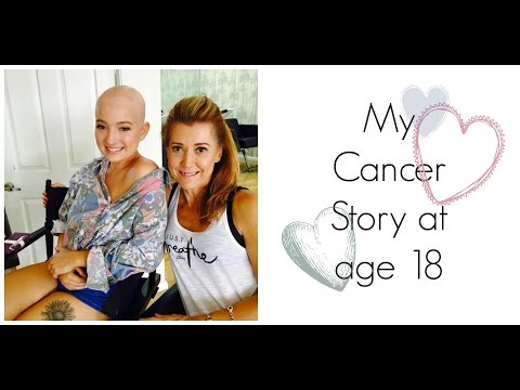 My Cancer Story So far at 18 (Rhabdomyosarcoma)