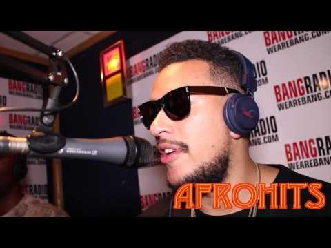 AKA AFROHITS INTERVIEW ON LONDON 103.6FM (BANGRADIO)