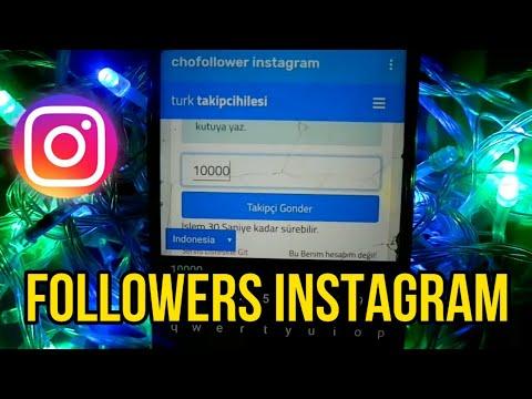 Cara Menambah Followers Instagram Terbaru Banget